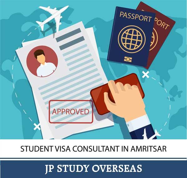 Student Visa Consultant in Amritsar